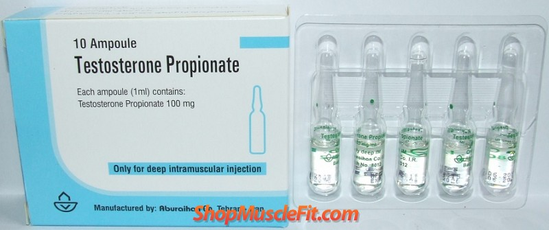 All Products - Injections * Testosterone Propionate * testosterone